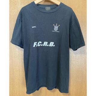 ソフ(SOPH)のSOPH. F.C.R.B Men's T-shirt Lサイズ 中古品(Tシャツ/カットソー(半袖/袖なし))