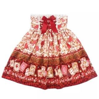 ディズニー(Disney)のDisney アリススカート(ひざ丈スカート)