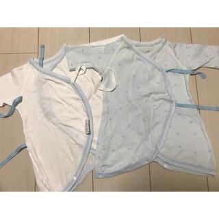 コンビミニ(Combi mini)のコンビミニ  ロンパース 肌着(肌着/下着)