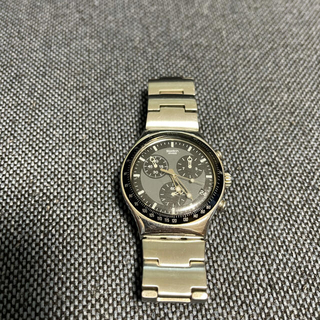 swatch - 腕時計 swatch クロノグラフ ダイバーズ