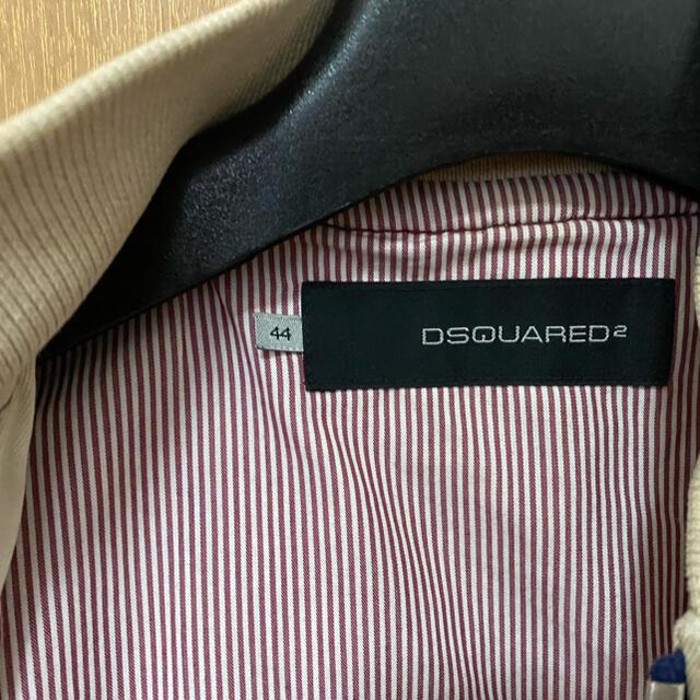 DSQUARED2(ディースクエアード)のDSQUARED ディースクエアード ジャケット メンズのジャケット/アウター(ナイロンジャケット)の商品写真