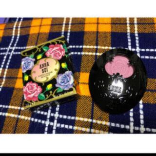 アナスイ(ANNA SUI)のアナスイ フェイスカラー コレクション アクセント(フェイスカラー)