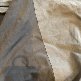 MUJI (無印良品) - 無理良品 ソファーカバー 人をダメにするソファー グレー