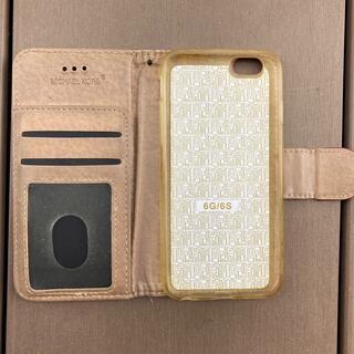 マイケルコース(Michael Kors)のMICHAEL KORS携帯カバー(iPhoneケース)