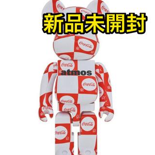 メディコムトイ(MEDICOM TOY)のBE@RBRICK atmos × Coca-Cola 1000% 東京(キャラクターグッズ)
