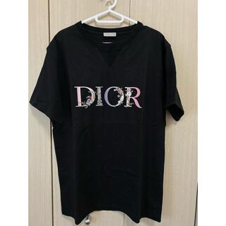 ディオール(Dior)のDior flowers Tシャツ(シャツ)