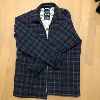 エフティーシー(FTC)のFTC キルティングシャツ(シャツ)
