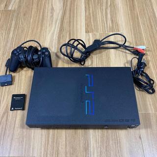 PlayStation2 - PlayStation2 本体 D端子ケーブル付き