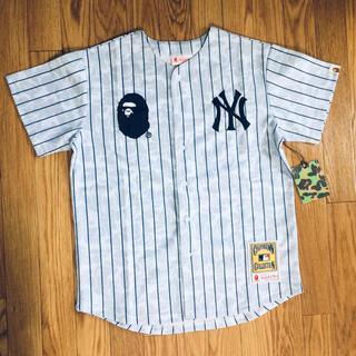 アベイシングエイプ(A BATHING APE)のA BATHING APE AAPE X Mitchell&Ness Tシャツ (Tシャツ/カットソー(半袖/袖なし))