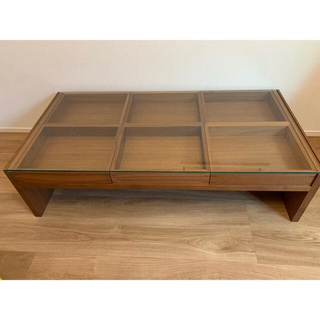ACTUS - タイムアンドスタイル ローテーブル ソファテーブル アクタス コンランショップ
