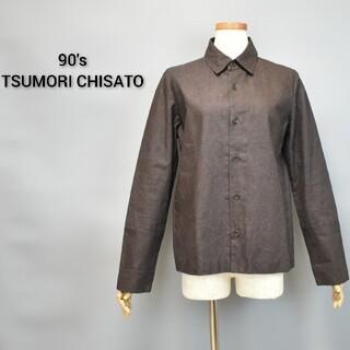 ツモリチサト(TSUMORI CHISATO)の90s TSUMORI CHISATO ツモリチサト  シャツジャケット(その他)