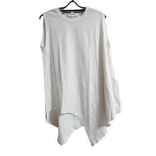 エンフォルド(ENFOLD)のエンフォルド ノースリーブTシャツ 38 M -(Tシャツ(半袖/袖なし))