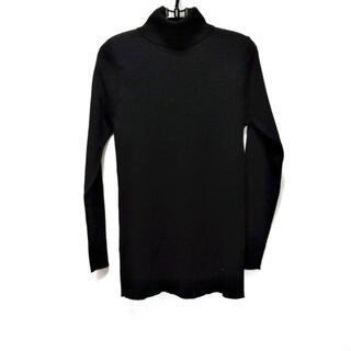 クロエ(Chloe)のChloe(クロエ) 長袖セーター サイズ40 M 黒(ニット/セーター)