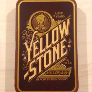 【未使用】トランプ Yellow Stone ◆ダイス付(トランプ/UNO)