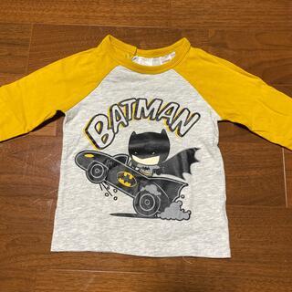 エイチアンドエム(H&M)のH&M バットマン ロンT 80cm(Tシャツ)