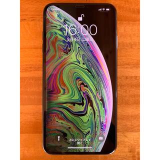アイフォーン(iPhone)のiPhone Xs Max Space Gray 256 GB SIMフリー(スマートフォン本体)