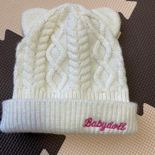 ベビードール(BABYDOLL)のニット帽(帽子)