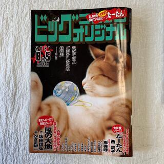ショウガクカン(小学館)のビッグコミック オリジナル 2021年 8/5号(漫画雑誌)
