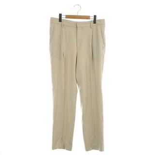 ドゥーズィエムクラス(DEUXIEME CLASSE)のドゥーズィエムクラス 20SS パンツ スラックス テーパード タック ベージュ(その他)