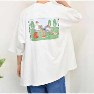 kutir Tシャツ ホワイト キャップ(Tシャツ/カットソー(半袖/袖なし))