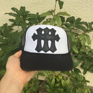 Chrome Hearts - chrome hearts type mesh cap black