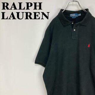 ポロラルフローレン(POLO RALPH LAUREN)の【SALE!!】ラルフローレン☆ワンポイントポニー刺繍ロゴ 半袖ポロシャツ(ポロシャツ)