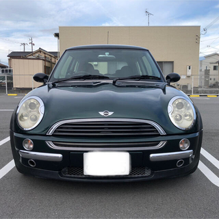 ビーエムダブリュー(BMW)の【値下げ】BMW mini one  ミニワン グリーン 5MT (車体)