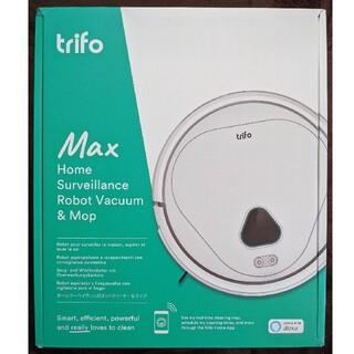 マッピング機能 ロボット掃除機 trifo MAX(掃除機)