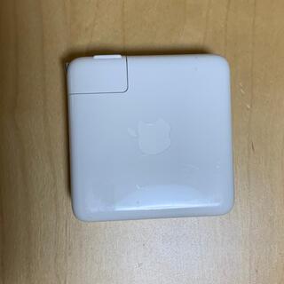アップル(Apple)のApple 87W USB-C電源アダプタ/USB-C充電ケーブル 2m(PCパーツ)