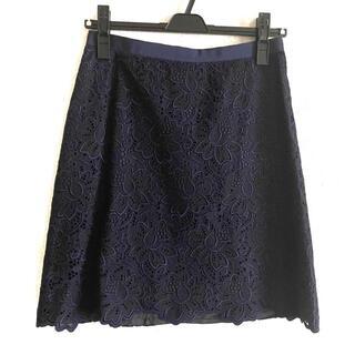 サカイラック(sacai luck)のサカイラック ミニスカート サイズ2 M -(ミニスカート)