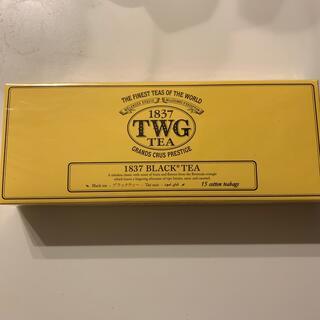 ディーンアンドデルーカ(DEAN & DELUCA)の新品未開封 TWG ブラックティー(茶)