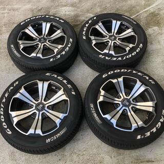 Goodyear - 4本セット!17インチ バルベロ アーバングランデGOODYEAR NASCAR