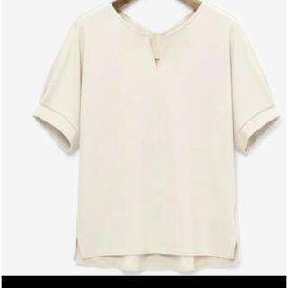 プラステ(PLST)のPLST☆プラステ半袖カットソー✩美品✩パフスリーブ☆(カットソー(半袖/袖なし))