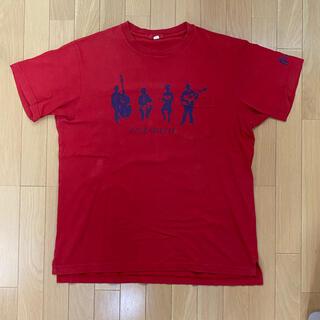 エンジニアードガーメンツ(Engineered Garments)のENGINEERED GARMENTS LOVE MUSIC プリントTシャツ(Tシャツ/カットソー(半袖/袖なし))