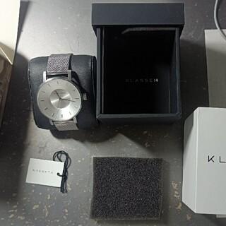 Daniel Wellington - klass14 腕時計 時計 シルバー メンズ