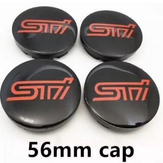 スバル(スバル)のSUBARU スバルSTIロゴ ホイールセンターキャップ4個セット 10セット(ホイール)