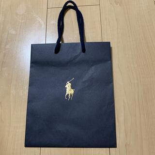 ポロラルフローレン(POLO RALPH LAUREN)のポロラルフローレン紙袋(ショップ袋)