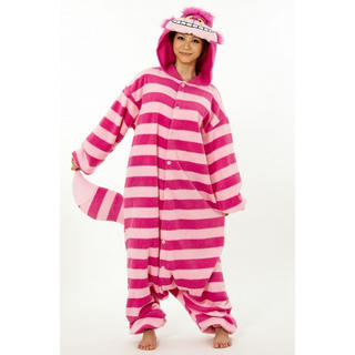チェシャ猫着ぐるみパジャマ ハロウィン  (衣装)
