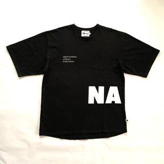 トリプルエー(AAA)のNaptime Nissy(西島隆弘) BIG-Tシャツ Black(Tシャツ/カットソー(半袖/袖なし))