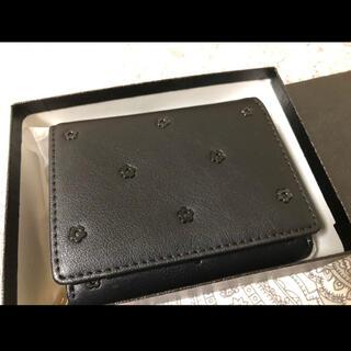 マリークワント(MARY QUANT)の新品未使用 マリークワント  財布 ブラック(財布)