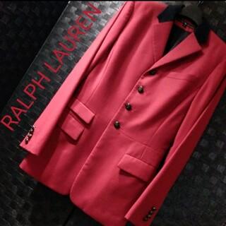 ラルフローレン(Ralph Lauren)のRALPH LAUREN ブラックレーベル テーラードジャケット レディース(テーラードジャケット)