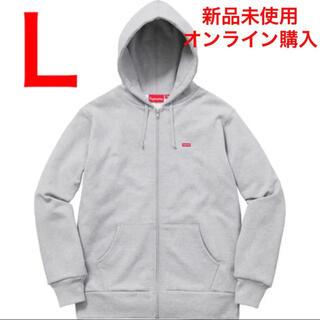 シュプリーム(Supreme)のSupreme Box Logo Hooded Sweatshirt グレー 灰(パーカー)