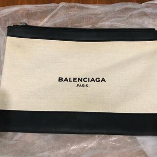 バレンシアガ(Balenciaga)の★ラスト出品★BALENCIAGA★クラッチバッグ★ベージュ(セカンドバッグ/クラッチバッグ)