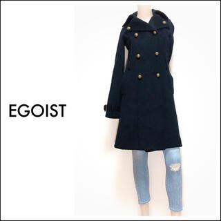 EGOIST - EGOIST ロングコート ウール トレンチ*リップサービス リエンダ セシル