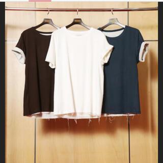 bed j.w ford tシャツ  unused  sulvam yohji(Tシャツ/カットソー(半袖/袖なし))