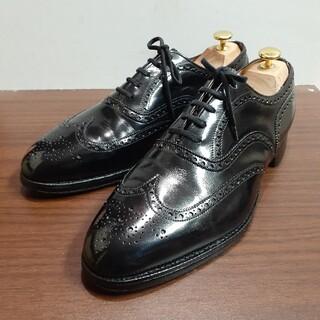 Church's - [美品] 3都市 ビンテージ 旧チャーチ ヒックステッド 革靴 レザーシューズ