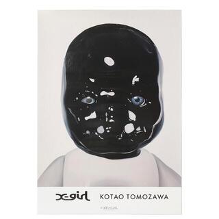 エックスガール(X-girl)のX-girl × KOTAO POSTER - WHITE(印刷物)