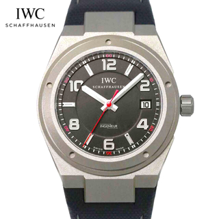 IWC - 【純正】IWC 自動巻 ハイブランド 腕時計 メンズ ウォッチ