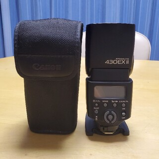 キヤノン(Canon)のりりぃ専用スピード 430EXii キャノン用(ストロボ/照明)