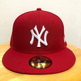 ニューエラー(NEW ERA)のNEW ERA キャップ【55.8cm】(帽子)
